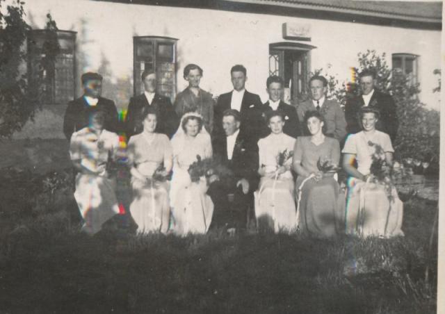 Alfred Nilssons bröllop