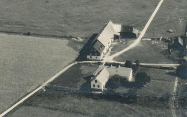 Flygfoto över Mickels 607