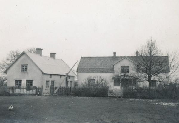 Frigges 344 som fortfarande kallas Frigges Hermans gård efter Herman Jakobsson, född 1911.
