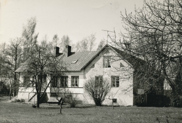 Bomunds i Hammaren 522: nuvarande ägare Ola Häglund.