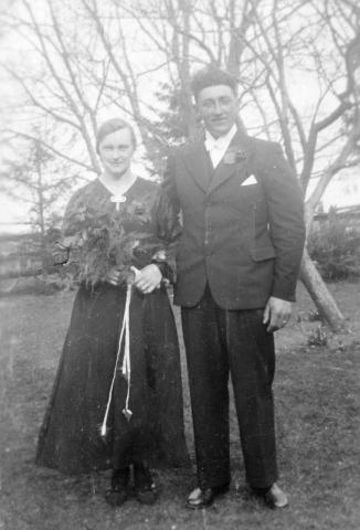 Annie Johansson o Axel Nilsson