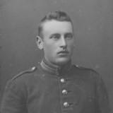 Jakob Larsson, född 1890 vid Smiss 610. Farfar till Sören Larsson.