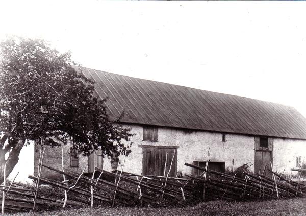 AxH 003 Baks.Ladug Ernst Eklund Hallute född 1866 - Hallute 124 (1:55) AH