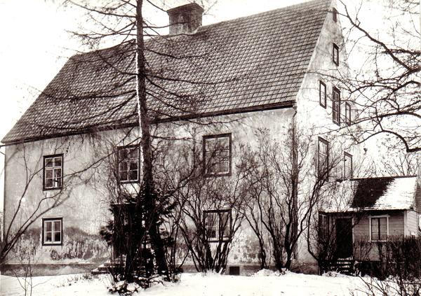 När prästgård fram - Prästgården 201 (1:1) (1:12)