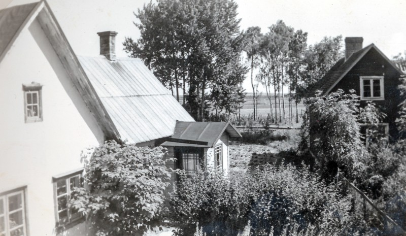 Gamla bostadshuset på Vadi