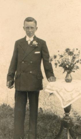 Mattias Jakobsson Maldes 320 A, född 1904 och död 1934.