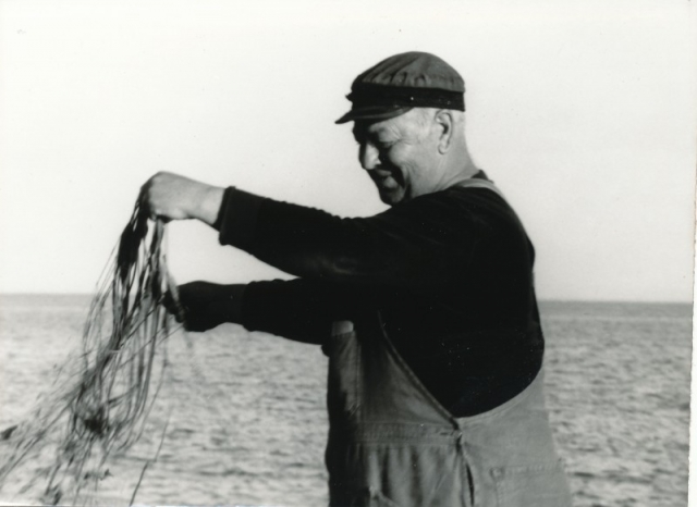 Gustav Dahlqvist Maldes 328, född 1925 på Smiss 523.