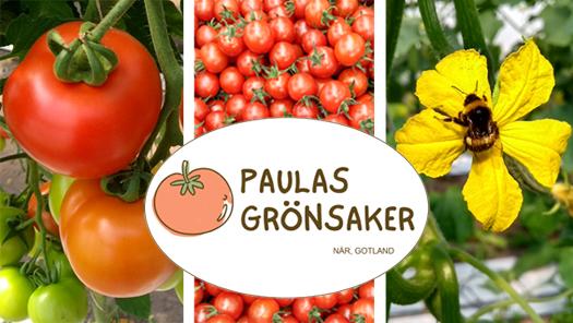 Paulas Grönsker - Gårdsbutiker