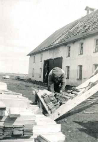 Nytt tak på Siglajvs 848: Ernst Pettersson Hemmor 928, född 1896