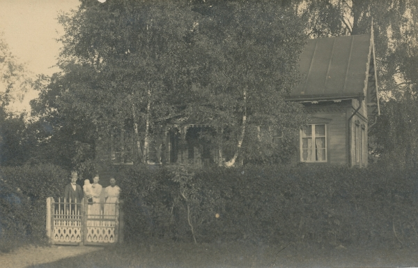 Bomunds i Hammaren 514: nuvarande ägare Ove Pettersson.