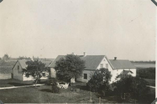 Artur Dahlgrens Kulle 862. Huset ägs i dag av Rolf och Anna-Kristin Forsman.