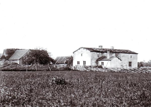 Ture Nilssons Hallute 1908 - Hägdarve (1:3) Hallute 122 TN